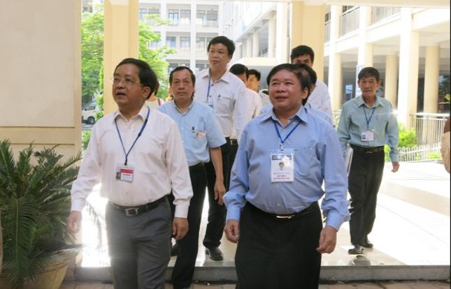 Lịch thi THPT quốc gia 2017 - Chính thức Bộ GD