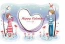 SMS Kute ngày Valentine 14/02 lãng mạn, ngọt ngào