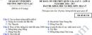 Đề thi thử THPT Quốc Gia môn Địa lần 3 - THPT Yên Lạc năm 2017
