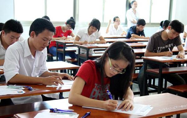 Điểm sàn đại học 2017 sẽ công bố trước 14/07