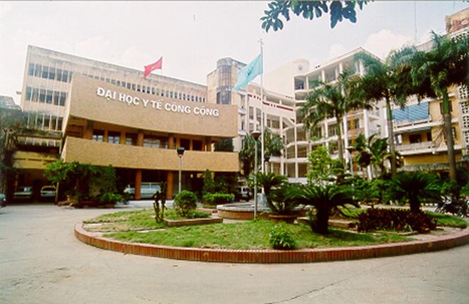 Đại học Ytế Công cộng công bố phương án tuyển sinh 2017