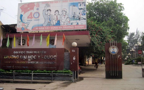 Đại học Y Dược - ĐH Thái Nguyên công bố phương án tuyển sinh 2017