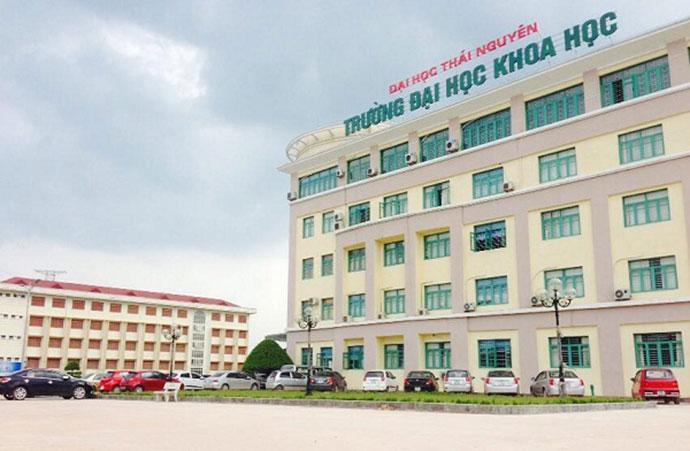 Tuyển sinh Đại học hệ chính quy năm 2017 trường Đại học Khoa học