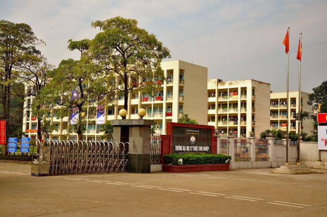 Đại học Kỹ thuật Công nghiệp Thái Nguyên công bố phương án tuyển sinh 2017