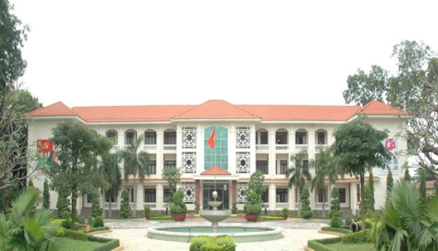Trường Sĩ quan Kỹ thuật quân sự công bố phương án tuyển sinh 2017