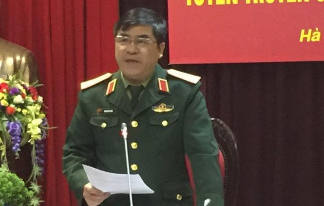 Tuyển sinh quân đội 2017: Loại thí sinh cố tình sơ tuyển hai nơi