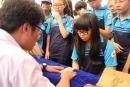 Thông tin tuyển sinh vào lớp 10 THPT chuyên Sư phạm Hà Nội 2017