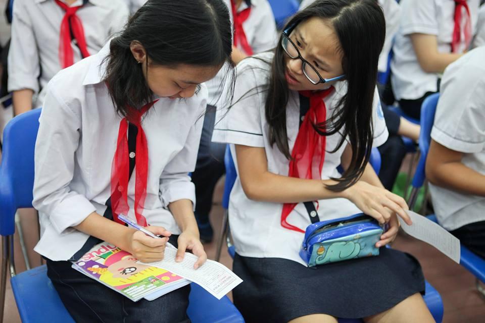 Thông tin tuyển sinh vào lớp 10 tại TPHCM năm 2017