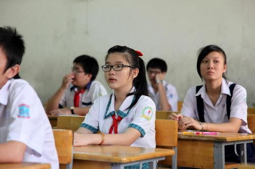 Chỉ tiêu tuyển sinh vào lớp 10 THPT chuyên Nguyễn Bỉnh Khiêm 2017