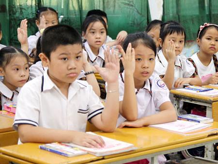 Đề thi học kì 2 môn Tiếng Việt lớp 5 - Hoàng Su Phì 2017