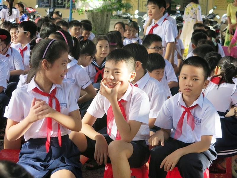 Đề thi cuối học kì 2 lớp 5 môn Tiếng Việt năm 2017