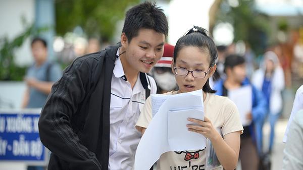 40 cụm đã hoàn tất đăng ký thi THPT Quốc gia 2017