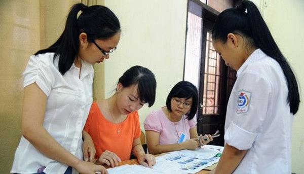 Thống kê nguyện vọng đăng ký xét tuyển của tất cả các trường ĐH, CĐ 2017