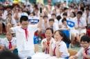 Đề thi học kì 2 môn Tiếng Việt lớp 1 năm 2016 - 2017