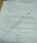 Đáp án đề thi vào lớp 10 môn Toán 2017 - tỉnh Quảng Ninh