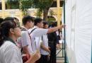 Khi nào công bố điểm chuẩn vào lớp 10 Hà Nội 2017?