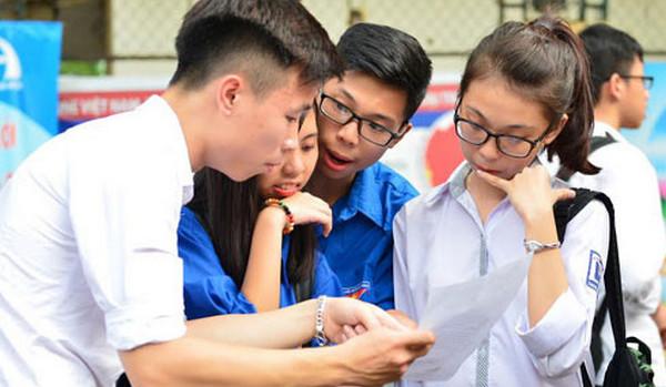 Tuyensinh247 giải tất cả các môn thi THPTQG 2017