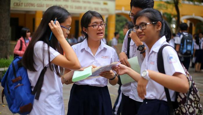 Đã có điểm thi vào lớp 10 Hà Nội năm 2017 - Tra điểm luôn tại đây