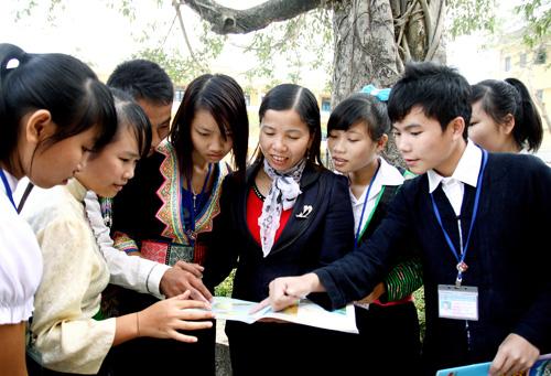 Điểm chuẩn vào lớp 10 tỉnh Đăk Lăk năm 2017