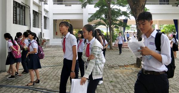 Điểm chuẩn vào lớp 10 Thái Nguyên 2017