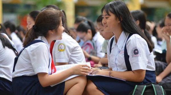 Hà Nội công bố điểm chuẩn vào lớp 10 chuyên năm 2017