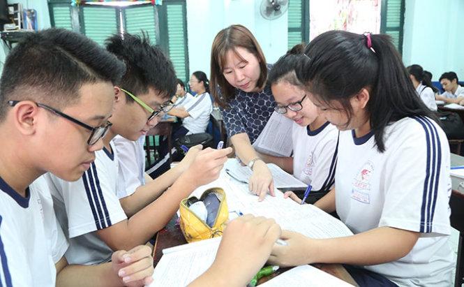 Đã có điểm chuẩn vào lớp 10 Hà Nội năm 2017