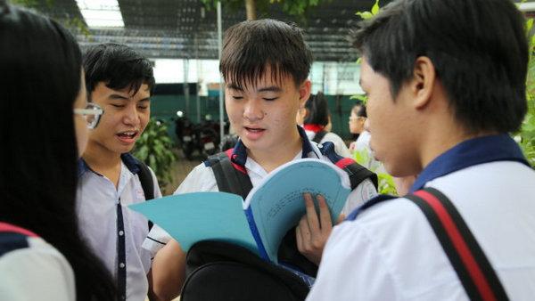 Điểm chuẩn vào lớp 10 THPT chuyên Nguyễn Bỉnh Khiêm 2017