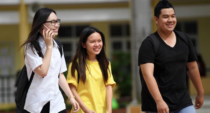 Thi THPTQG 2017: Xuat hien thi sinh co tong 3 mon dat 29.75 diem