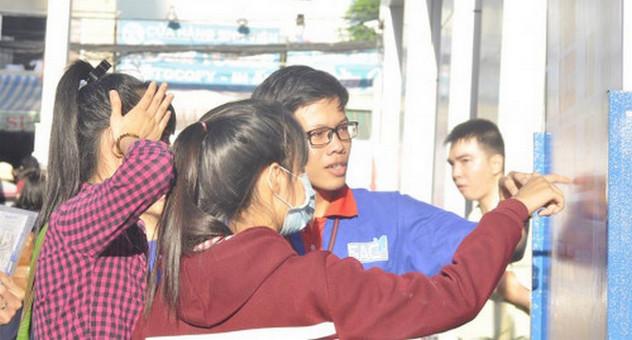 Đại học Nông lâm Bắc Giang công bố điểm xét tuyển 2017