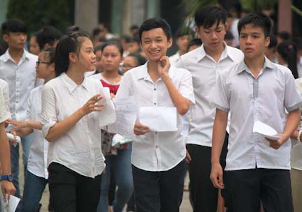 Trường Đại học Tiền Giang công bố điểm xét tuyển năm 2017