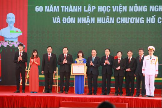 Học viện Nông nghiệp Việt Nam - Cơ hội học tập và thành đạt
