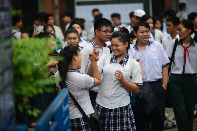 Điểm chuẩn vào lớp 10 Tỉnh Phú Yên năm 2017