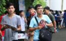 Điểm chuẩn vào trường Đại học Thủ Dầu Một 2017
