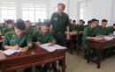 Trường Sĩ quan Thông tin thông báo điểm chuẩn năm 2017