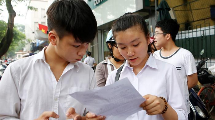 Nhiều trường Đại học công bố điểm chuẩn dự kiến 2017