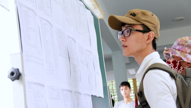 Tuyển sinh 2017, Thông tin tuyển sinh, Tuyển sinh đại học, điểm chuẩn 2017