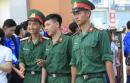 Hướng dẫn tra cứu điểm chuẩn các trường công an, quân đội 2017