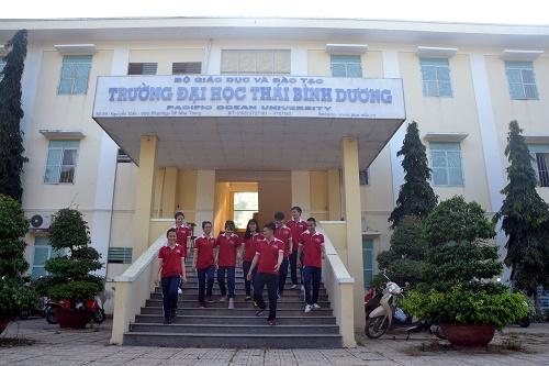 Hồ sơ nhập học trường ĐH Thái Bình Dương 2017