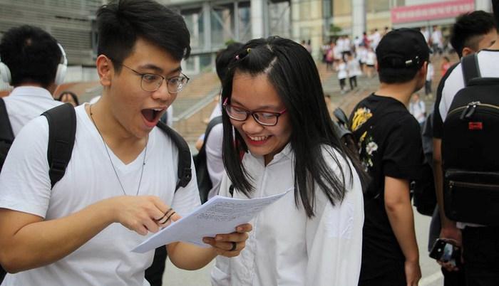 Bảng điểm chuẩn dự kiến các trường Đại học năm 2017