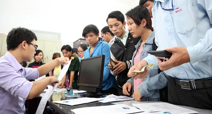 Hồ sơ nhập học tân sinh viên 2017 - Tất cả các trường