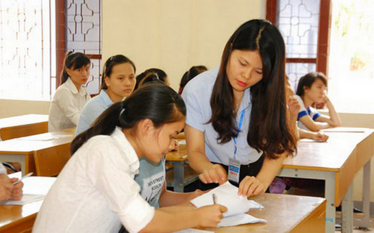 Trường Sỹ quan chính trị thông báo điểm chuẩn hệ dân sự năm 2017