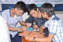 Hồ sơ nhập học trường Học viện Cán bộ TPHCM