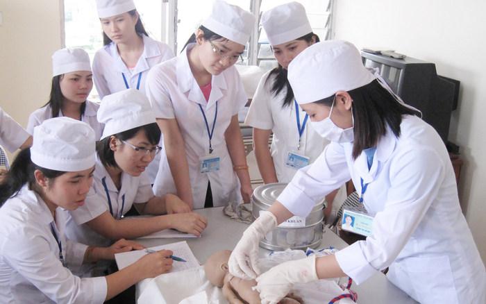 Điểm chuẩn Đại học Y dược - ĐH Huế 3 năm qua 2017-2016-2015