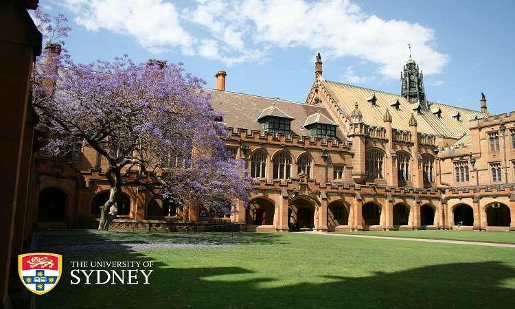 Học bổng giá trị của ĐHSydney Úc