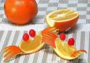 Hướng dẫn làm chú cua ngộ nghĩnh bằng trái cây cho mâm cỗ Trung Thu