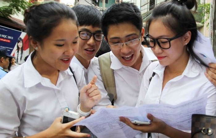 Đề thi THPT Quốc gia 2017 - Tất cả các môn