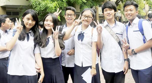 Điểm chuẩn vào lớp 10 Tiền Giang