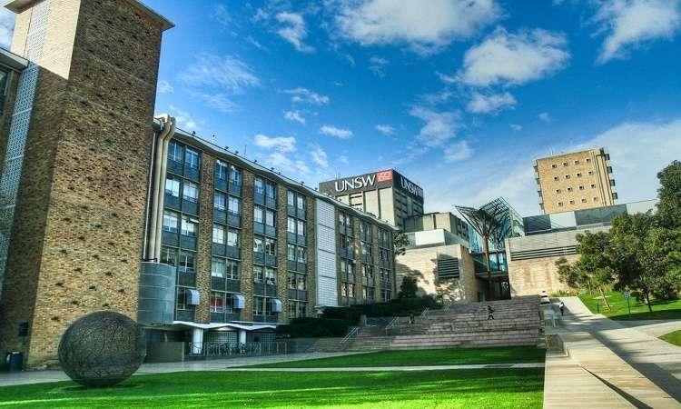 Học bổng cử nhân ĐH New South Wales, Úc ngành Kinh doanh năm 2018