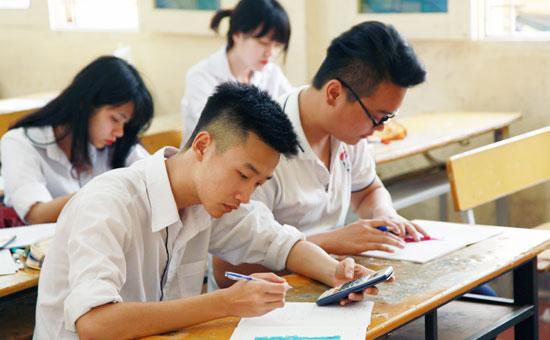 Đề thi giữa học kì 1 môn Sinh lớp 8 - THCS Lộc Nga 2017