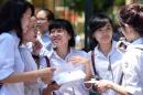 Đề thi giữa học kì 1 môn Địa lớp 8 trường THCS Quảng Phúc năm 2017 - 2018
